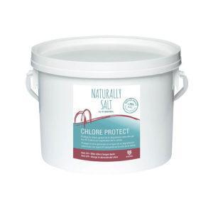 Chlore Protect. Protector de desinfectante