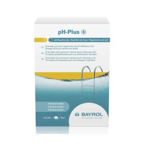 pH-Plus. Granulado incrementador de pH