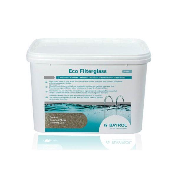4196602 Eco Filterglass Grado 1 Bayrol