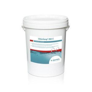 Chlorilong ® 250 C. Tabletas de cloro estabilizado