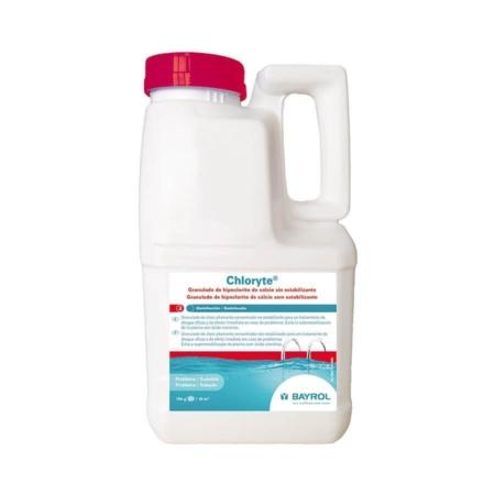 Chloryte ® Granulado de cloro sin estabilizantes