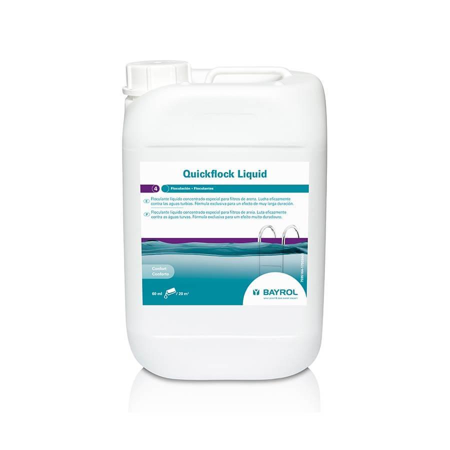 7595164 Quickflock liquide Bayrol