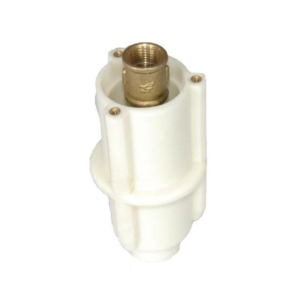 072590043100 Anclaje adaptador ducha Baston a ducha Tetra simple Kripsol