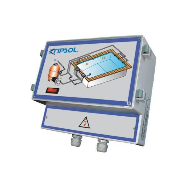 081002113001p Cuadro electronico solo iluminación con rearme automático Kripsol