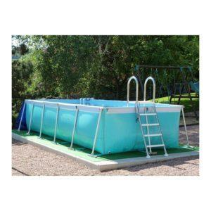 Piscina desmontable rectangular  Nerea