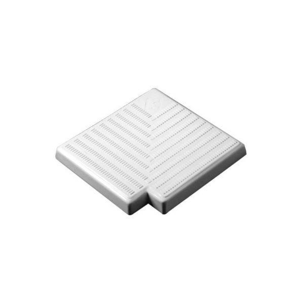 060990203400p Esquina para rejilla rebosadero 90º 34 mm Kripsol