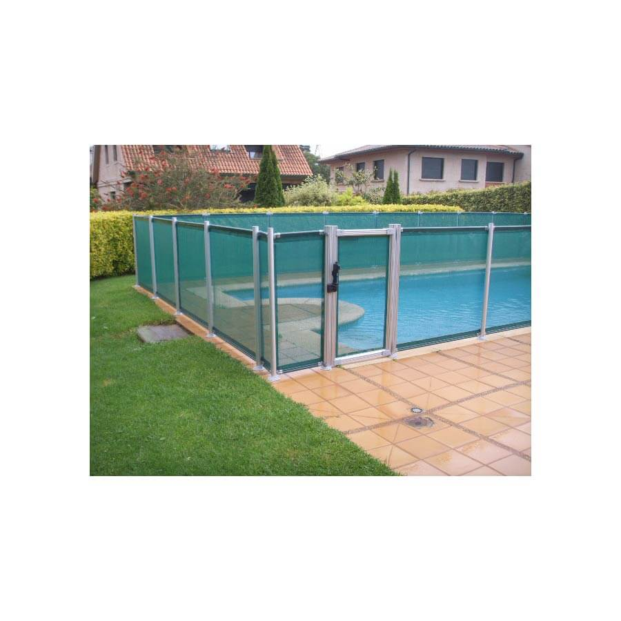 IAVP50 Modulo de 5 m con puerta para valla piscina Flash N IASO
