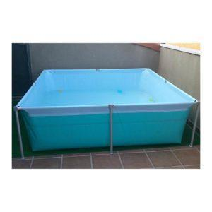 Piscina desmontable infatil Nemo