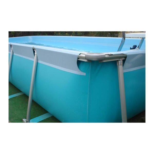 MAX-1 Piscina desmontable rectangular  Max IASO