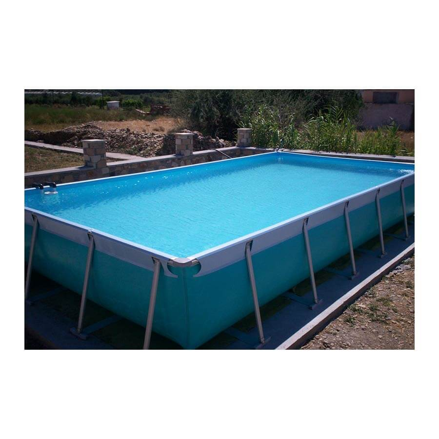 Piscina desmontable rectangular  Max