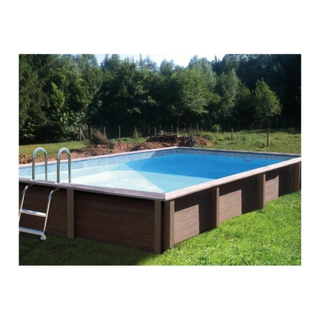 Piscina Naturalis Rectangular R15