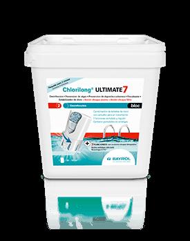 Chlorilong® Ultimate 7 bloc  con cápsula Clorodor Control®. Cartucho multifunción