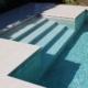 Gres porcelánico para piscinas