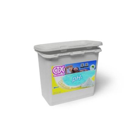 03105 CTX 10 Minorador de pH - Envase cuadrado CTX