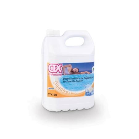 03122 CTX 50 Limpiador desincrustante  Wallcleaner CTX