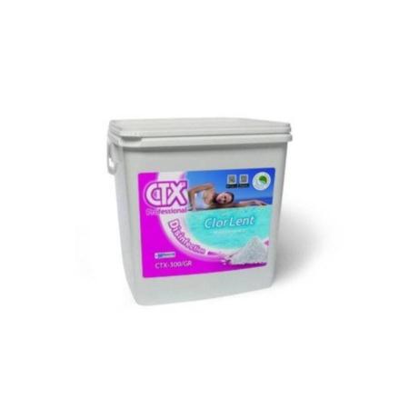 03154 CTX 300/GR ClorLent Tricloro granulado - Envase cuadrado CTX