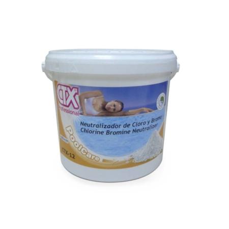 03211 CTX 12 Neutralizador de cloro y bromo CTX