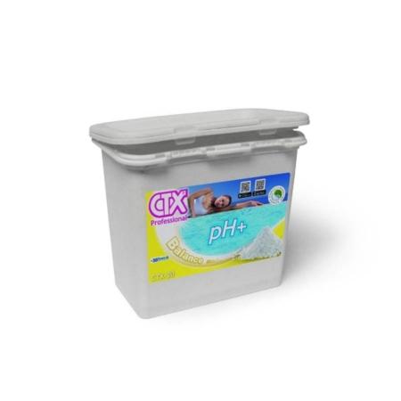16723 CTX 20 Incrementador de pH - Envase cuadrado CTX